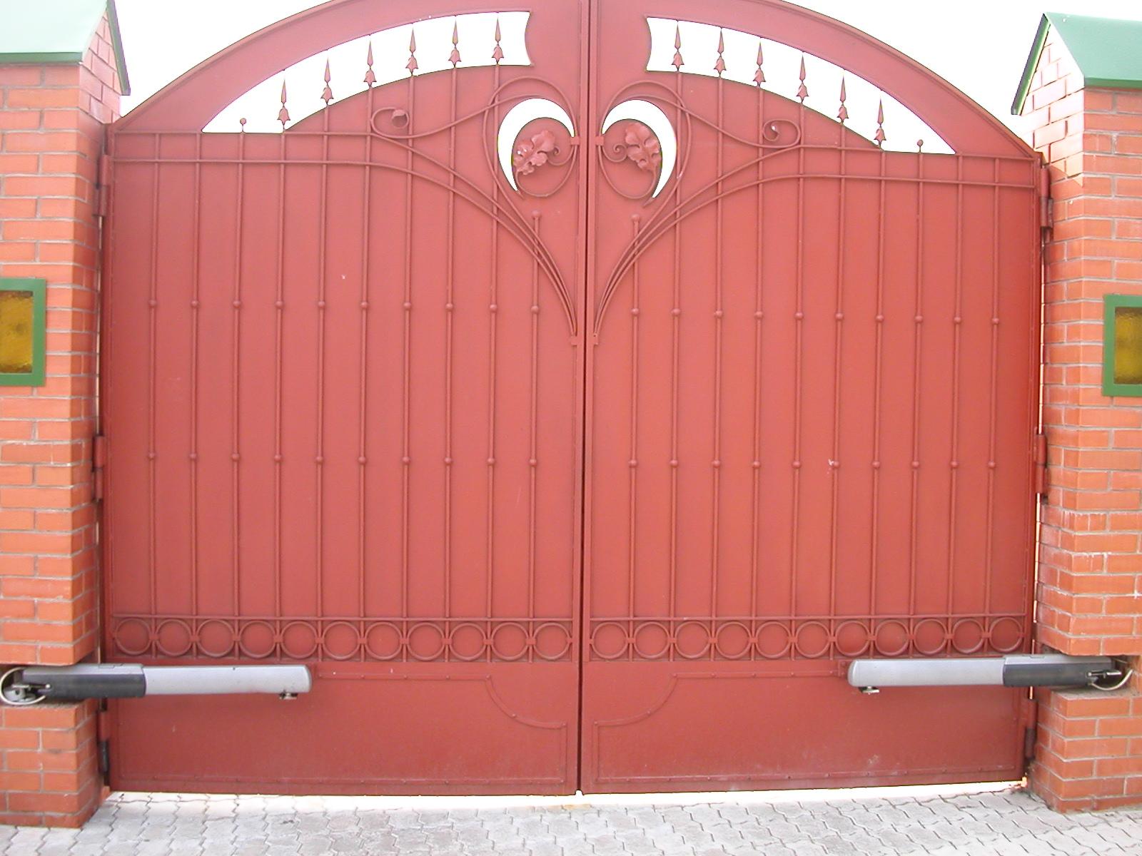 Откатные ворота в твери с завода ворота рвне натек